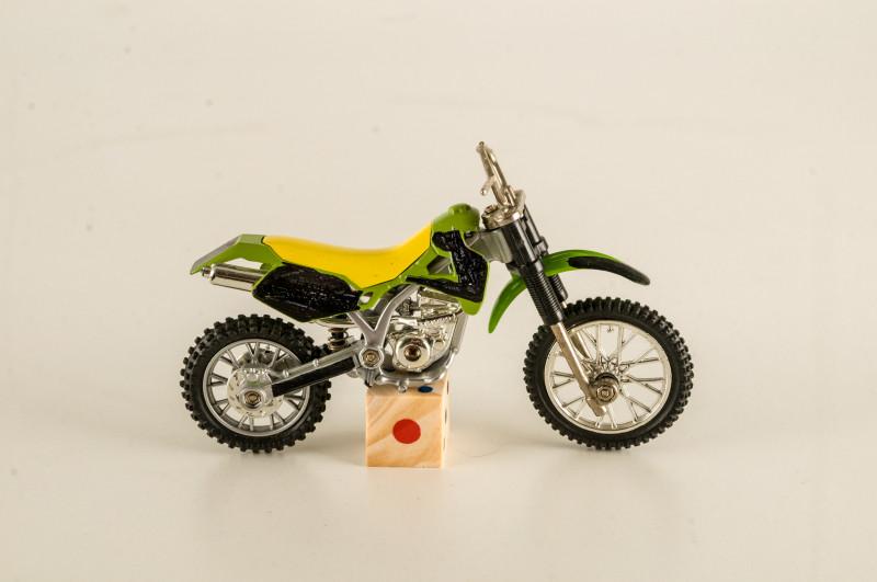 Leksaksmotorcykel